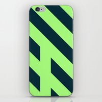 code iPhone & iPod Skins featuring Code by Angus Geidesz