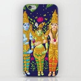 Madurai Meenakshi Sundareshwar iPhone Skin