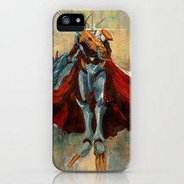 The Omega  iPhone Case