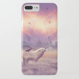 In Search of Solace iPhone Case