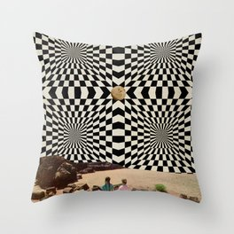 New dimensions VIII Throw Pillow