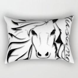 Mustang Muscle Massive Rectangular Pillow