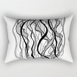 oh Jellyfish Rectangular Pillow