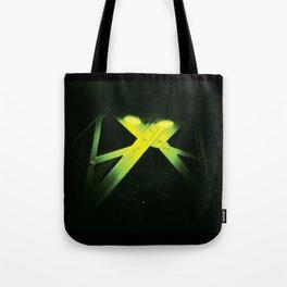 X cross Tote Bag