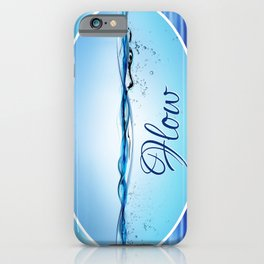 """Flow"" iPhone Case"