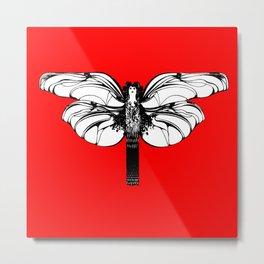 "Koloman (Kolo) Moser ""Butterfly design"" (5) Metal Print"