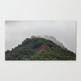 Maui Mountain Tops Canvas Print