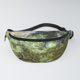 Summer Time In Europe Fanny Pack