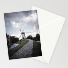 Faded Memories: Windmill Stationery Cards