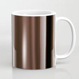 Ombre Brown Earth Tones Coffee Mug