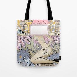 City Artwork Tote Bag
