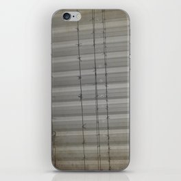 This fear bring pain iPhone Skin
