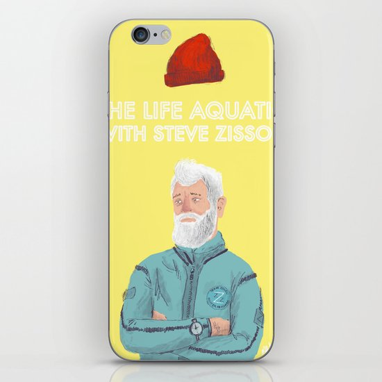 I'm going to find it and I'm going to destroy it. iPhone & iPod Skin