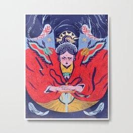 Ba Trieu Metal Print