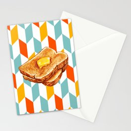 Toast Stationery Cards