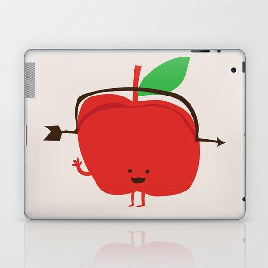 The Apple and The Arrow Laptop & iPad Skin