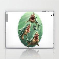 Great White Sharks #1 Laptop & iPad Skin