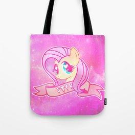 Grunge SHY Tote Bag