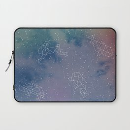 Animals in space Laptop Sleeve