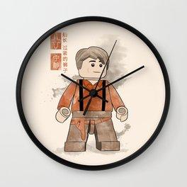Captain Tightpants (Lego Firefly) Wall Clock