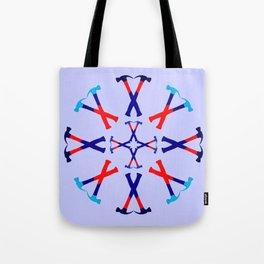 Hammers Design version 1 Tote Bag