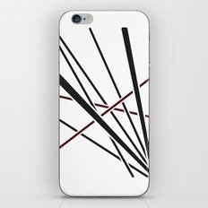 Obliquity 3 iPhone Skin