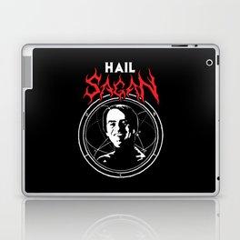 HAIL SAGAN Laptop & iPad Skin