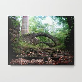 Waymouth Furnace Metal Print