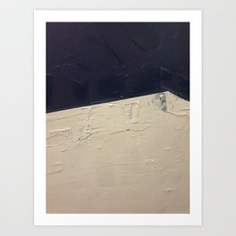 Untitled 18 - Composition 1 Art Print