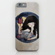 The First Seduction or Big Bad Wolf Having a Big Bad Day Slim Case iPhone 6s