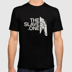The Slave One Mens Fitted Tee Black MEDIUM