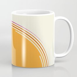 sole equatoriale Coffee Mug