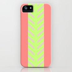 NICE IN NEON Slim Case iPhone (5, 5s)