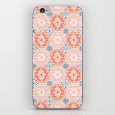 Geodome - Pink iPhone & iPod Skin