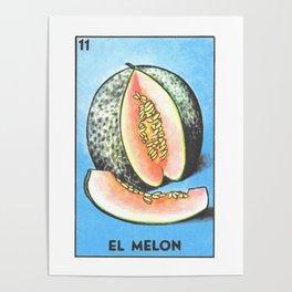 El Melon Poster