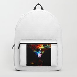 Abstract Ghost Backpack