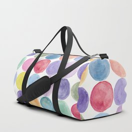dotted and well organized Duffle Bag