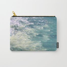 Sea Painting Maravellous Effect with brushes Carry-All Pouch