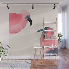 Mystic Ibis couple Wall Mural