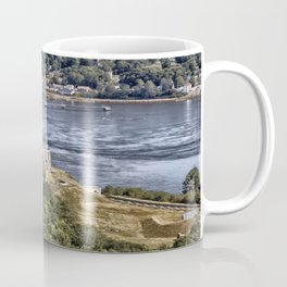 Fort Knox and the Penobscot River Valley Coffee Mug