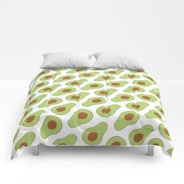 Mexican Avocado Comforters