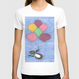 When Penguins Fly T-shirt