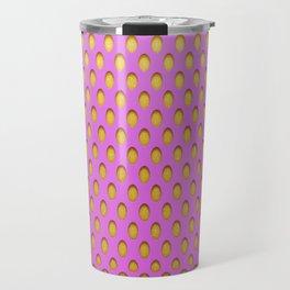 Elongated Holes3 Spanked Pink Travel Mug