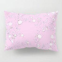Terrazzo: Pink Pillow Sham