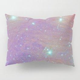 Cotton Candy Pleiades Pillow Sham