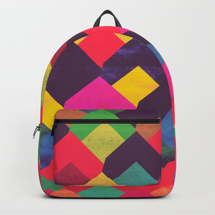 colour + pattern 11 Backpack