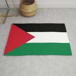 Flag of Palestine Rug