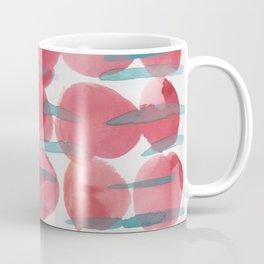31    | 190408 Red Abstract Watercolour Coffee Mug