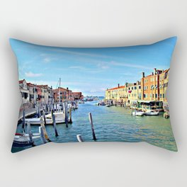 Giudecca Island, Venice Rectangular Pillow