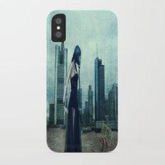 Dead End iPhone X Slim Case